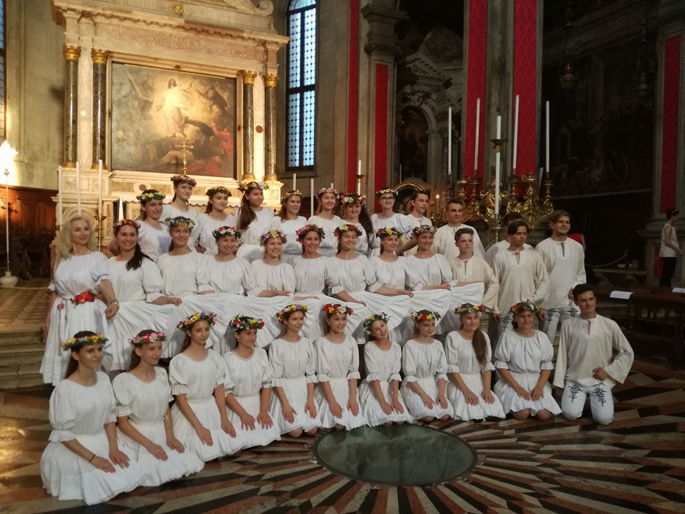Children's Choir Pro Musica Magnolia – Slovakia